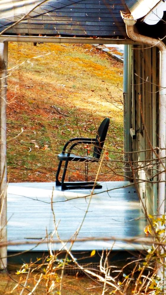 Lone Porch...